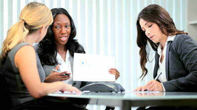 stock-footage-focused-diverse-women-working-trading-strategy